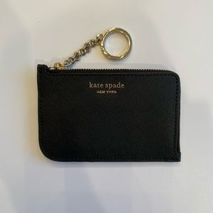 Kate Spade Medium L-Zip Card Holder